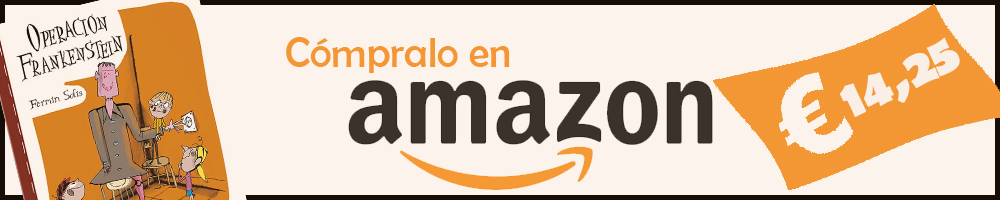 operacion frankenstein amazon